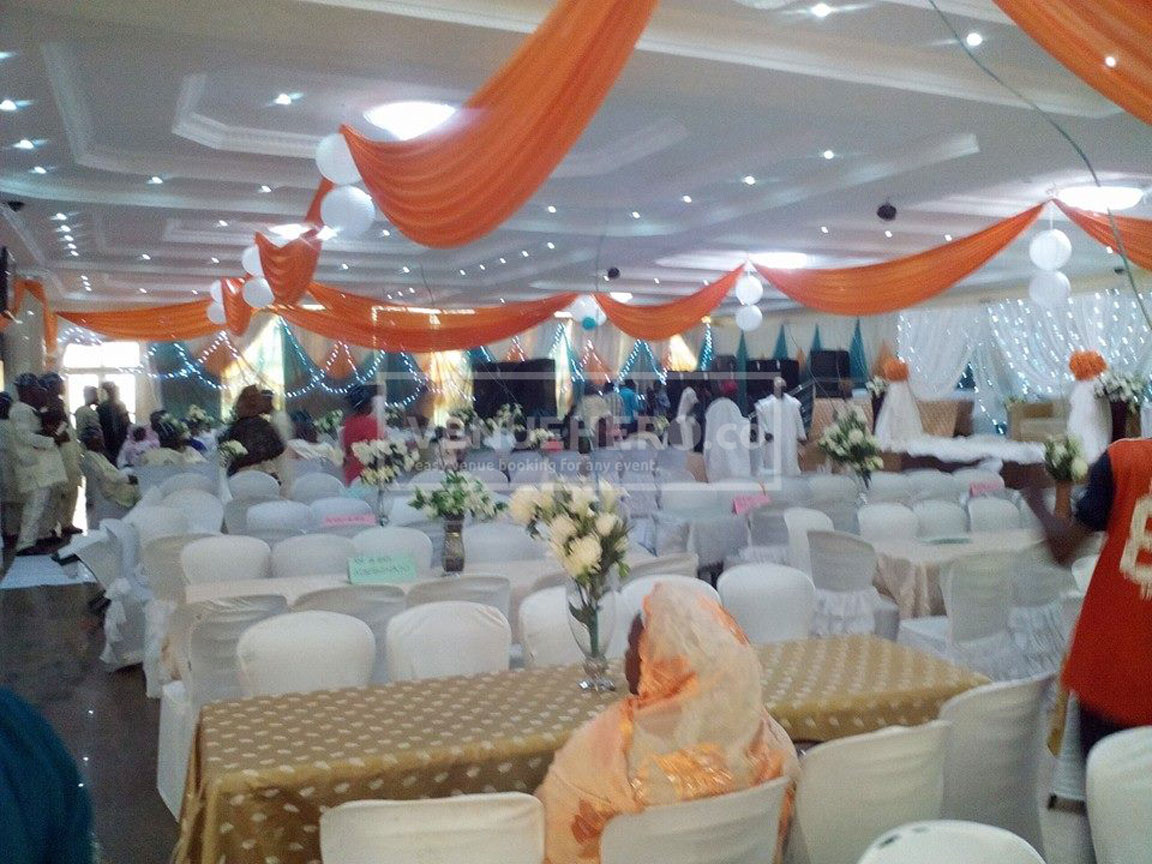 EventrabNG - Venues in Ikeja