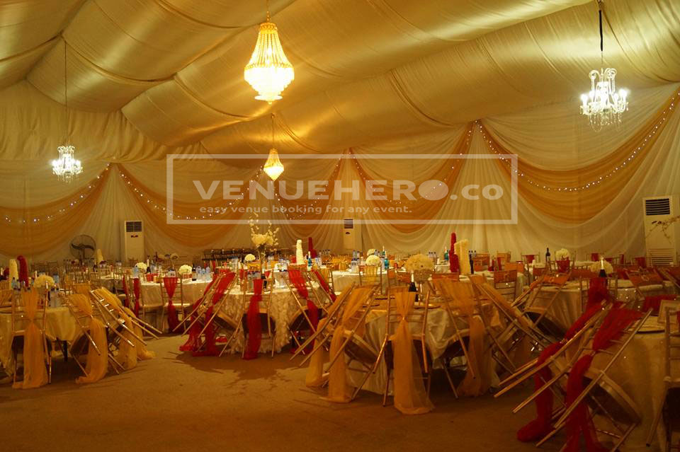 Everything And Everybody Changes - Alifa Marquee, Abuja